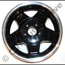 """Fälg """"ATS"""" SVART aluminium 1800 70-73, +140/164/240 (svart - 5,5""""x15"""")"""