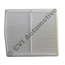 Pollen filter, S60/S80/V70N/XC70/XC90 LHD ( for cars without Air Quality System)