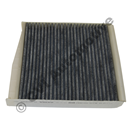 Cabin multifilter V70N/S60/S80/XC90 38 mm height LHD ( for cars with Air Quality System)