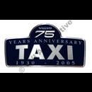 """Emblem """"Taxi 75"""""""