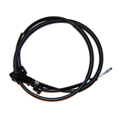 Handbrake cable V70N -08 2WD (NB! 2 per car)