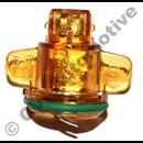 Bulbholder fog light spoiler S60/S80/V70N S60 CH -424999,  V70N CH -459115