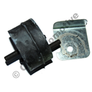 Engine mount, B204E/B234F/G RH (740/940 1988-1992)