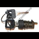 Glove box lock, 240 '90-'93