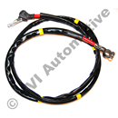 Battery cable plus 700/900 -91