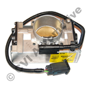 Throttle box non-turbo engines 01-02 petrol (5CYL - Exchange item)