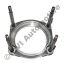 Bearing carrier, front, J type