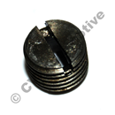 Plug, low pressure J type