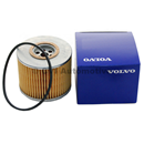 Oil filter element Volvo Genuine for B16 engine