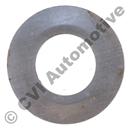 Cover plate for spigot bearing