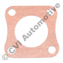 Gasket, carb/heat shield (SU/Stromberg genuine)