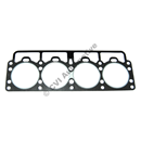Cyl head gasket B20B/D/E/F '72-'74 (oval holes -  th=0.85mm)   Elring
