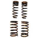 Lowering kit 242/244 1975-93 (lowers ca 30mm, dep. on car's condition)