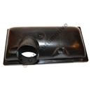 Filter housing cover 240 1975-1992 (without engine pre-heating)