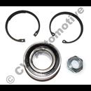 Wheel bearing kit front, Saab 9-3 (-2002), 9-5 (-2001),  900 (1994-1998)