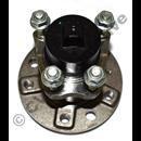 Hjullager bak (m. ABS sensor) Saab 9-3 '98-'02, 9-5 1998-2010, 900 '94-'98    (5-bultad)