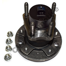 Wheel bearing rear (with hub) Saab 9-3 '98-'02, 9-5 1998-2010, 900 '94-'98    (5-bolt)