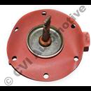 Membran, AC glaslockspump