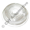 Glas (klart) PV '57 blinkers fram