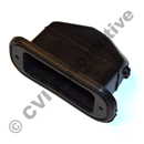 Rubber cover, no.-plate lamp 544