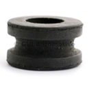 Rubber bushing, gear lever