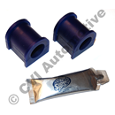 Bushing kit a/roll bar front,  Amazon/P1800 (SuperPro polyurethane)