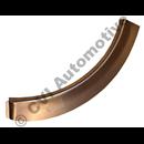 Rear wheel arch repair P130 2-dr, front RH