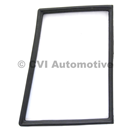 Door glass seal rear fixed P220 wagon