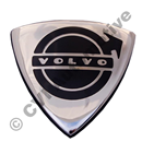 Volvo badge, P1800 front 61-69