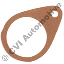 Gasket bootlid handle, P1800