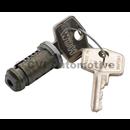 P1800 fuel flap lock barrel