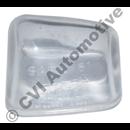 Glas för nummerplåtslampa (2 st/bil) (P1800 -ch nr 4199)