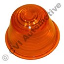 Flasher lens PV/Duett (orange)