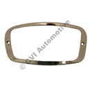 Chrome surround, Az flasher LH