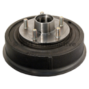 Brake drum front, PV/Duett (with hub)
