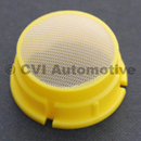 Strainer, brake fluid reservoir