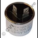 Flasher unit 12v PV/Du/Az, 140  (Volvo genuine) +164 -73 (w/o hazard flashers)