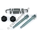 Adjuster kit headlamp bowl 1800 (Includes 668069/76/78)