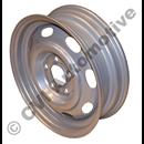 """Wheel rim 4.5"""" steel PV/DU/AZ/1800 65-70 (ET 25 mm)"""