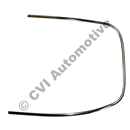 Rear screen trim P1800, RH