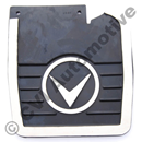 Mudflap rear, Amazon 65-70 RH
