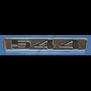 """544"" emblem baklucka '65-'66"