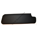 Sun visor black, PV/Duett/Amazon RH (late type)