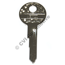 Nyckelämne till tändningslås Neiman (ej original)