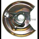 Brake backplate 140/164 69-74, LHF