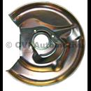 Brake backplate 140/164 69-74, RHF
