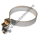 Clamp, rear muffler, 140A/B +240 B19A, B20A '75-'80