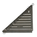 Cover plate rear, 145/245 '73-'85, RH