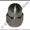 Wheel nut, 1800E/ES 140GL 164 (stainless)