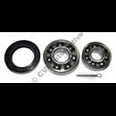Wheel bearing kit rear, Saab 93/96/Sonett '56-'80
